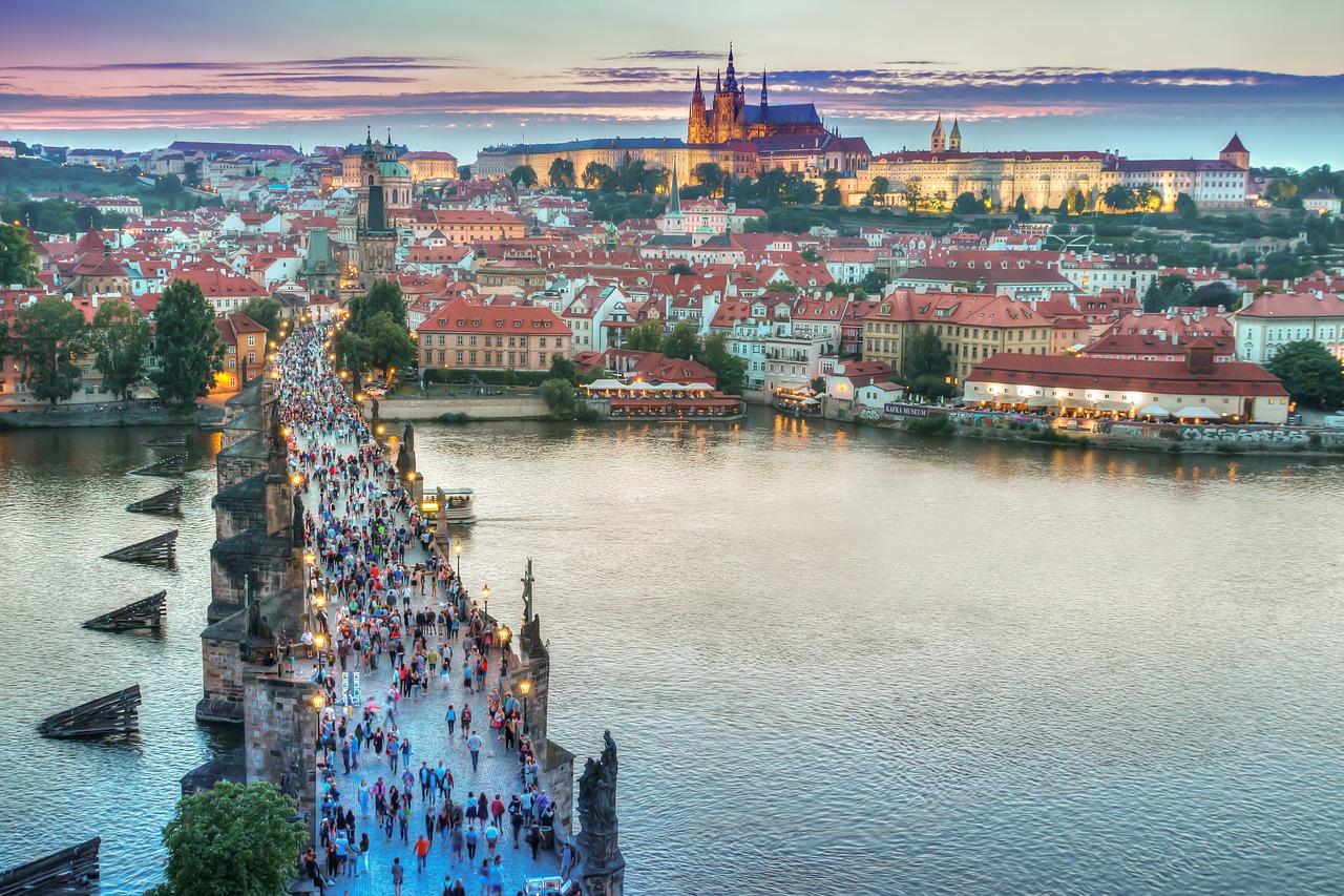טיול במזרח אירופה