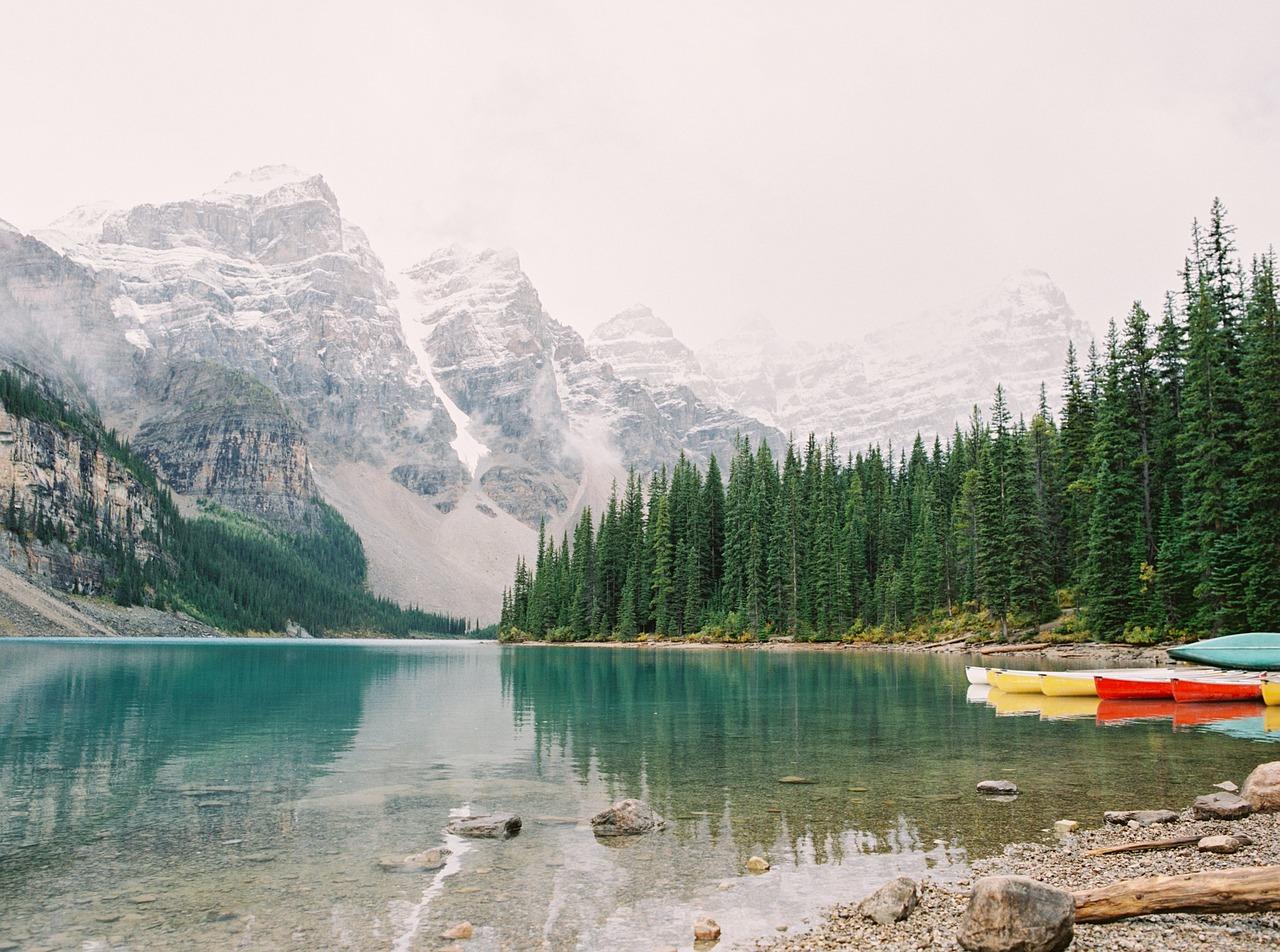 טיול בהרי הרוקי בקנדה