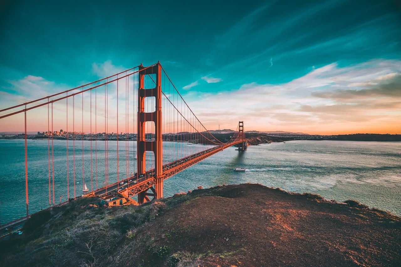 טיול חופים בסן פרנסיסקו
