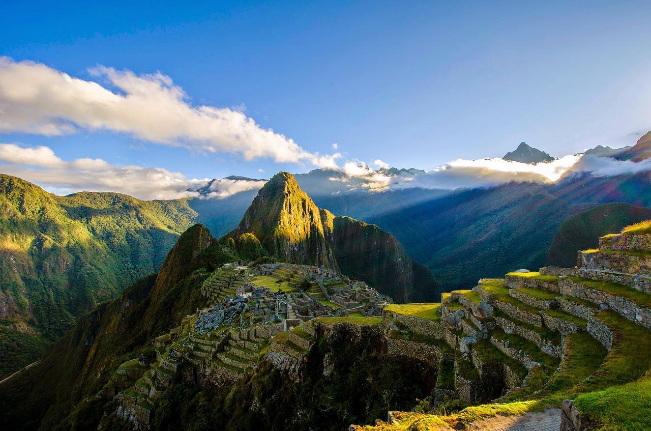 אטרקציות בדרום אמריקה