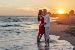 חופשה זוגית בחול