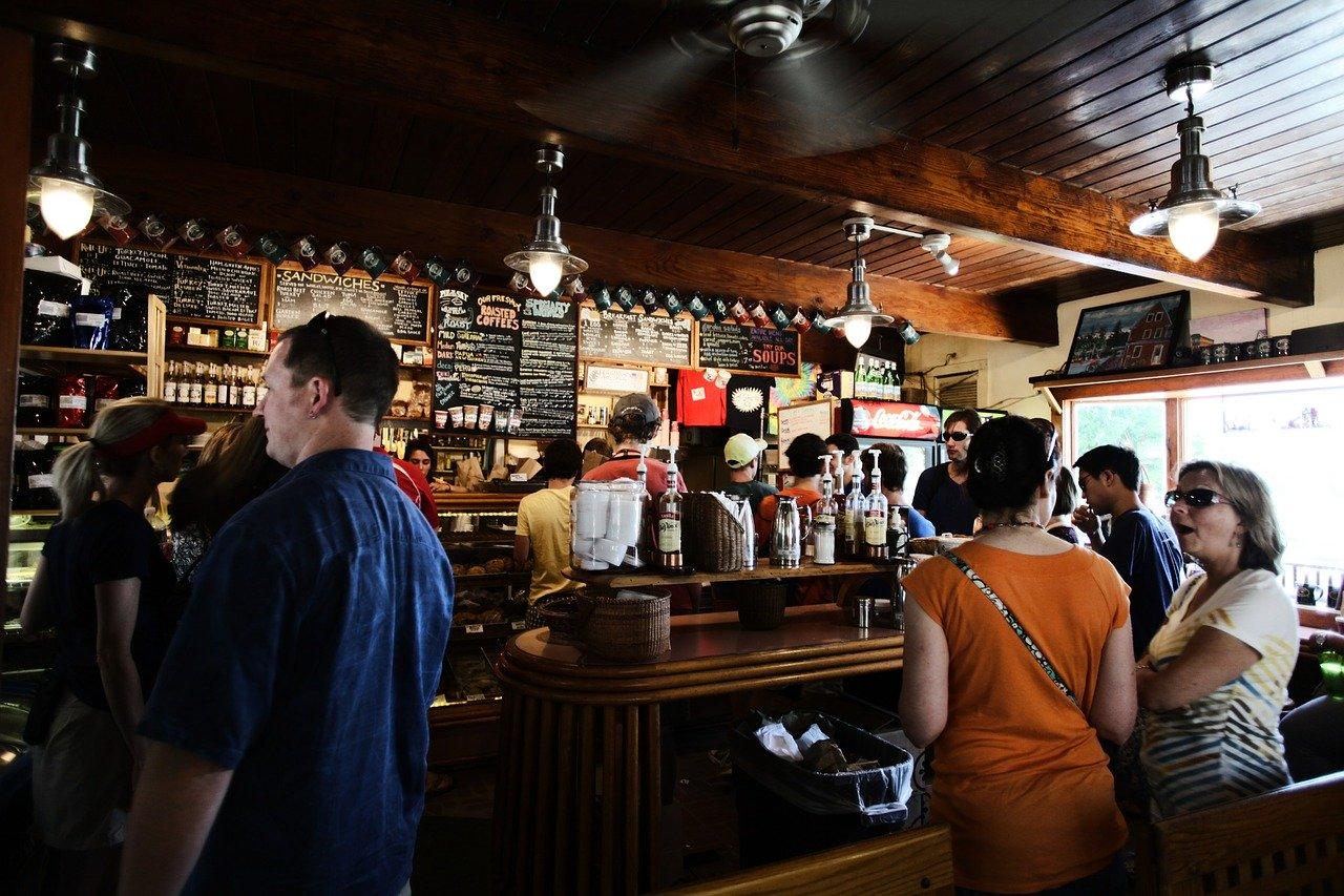 בתי קפה מומלצים שניתן לעבוד מהם בגרמניה